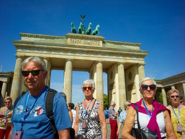 A German Tourist