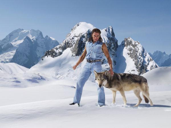 Jean Claud Van Damme for Coors