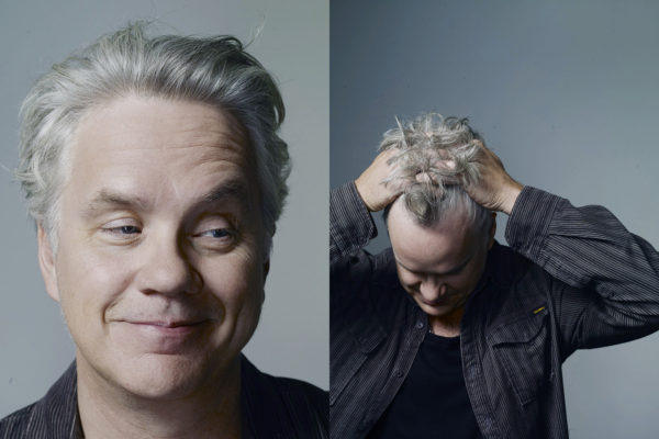 Tim Robbins for Esquire