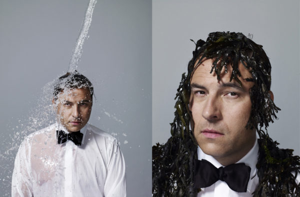 David Walliams for ES Magazine