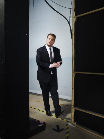 James Corden for The Telegraph
