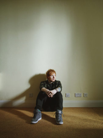 Ed Sheeran for The Telegraph Magazine