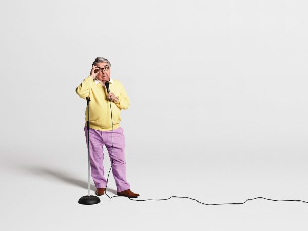 Ronnie Corbett for Tesco Mobile