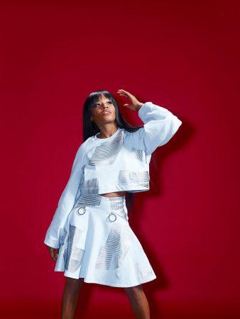 Azaelia Banks for Stella Magazine