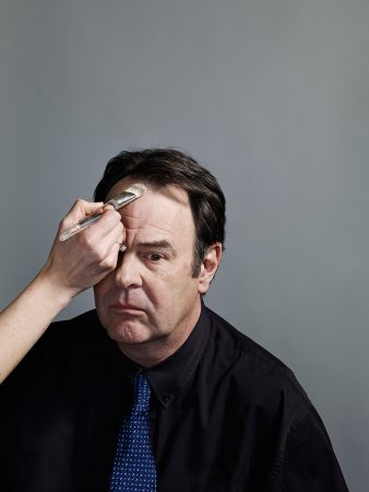 Dan Ackroyd for The Sunday Telegraph