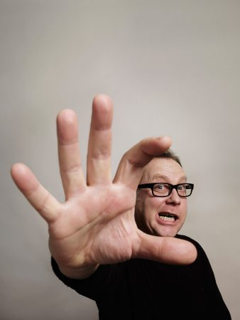 Vic Reeves for Esquire