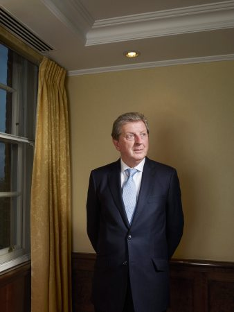 Roy Hodgson for The Sunday Telegraph