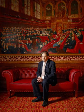 Nigel Lawson for The Sunday Independent