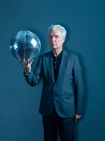 David Byrne for The Independent on Sunday