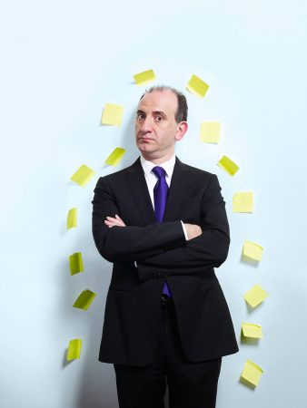 Armando Iannucci for The Sunday Independent