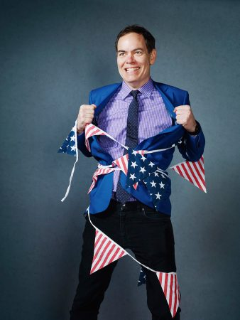 Max Keiser for The Sunday Independent