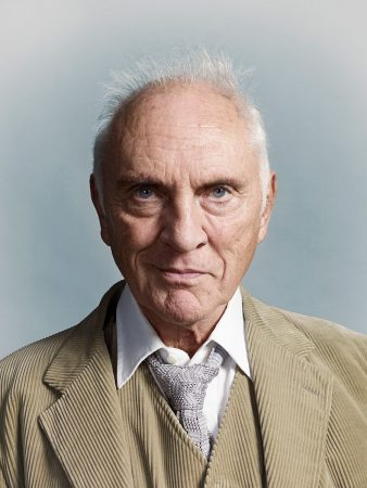 Terence Stamp for Seven Magazine