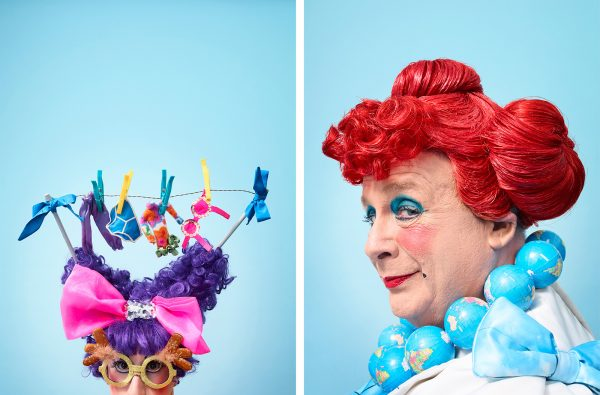 Pantomime Dames for The Sunday Independent