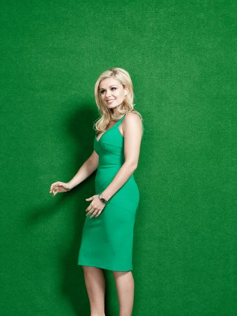 Katherine Jenkins for The Saturday Independent