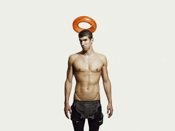 Michael Phelps for Esquire