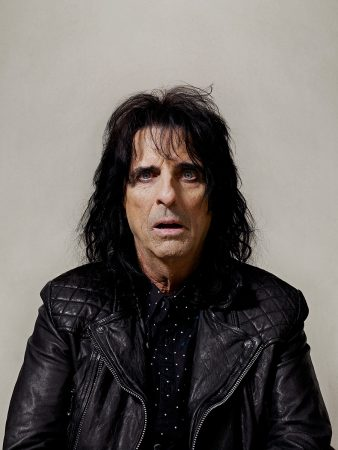 Alice Cooper for Seven Magazine