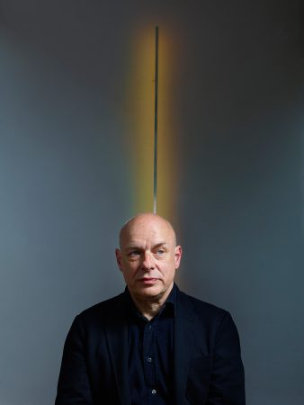 Brian Eno for Wired