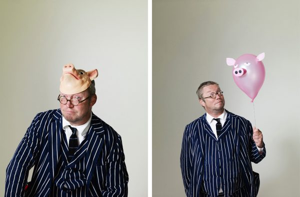 Fergus Henderson for the FT Weekend Magazine