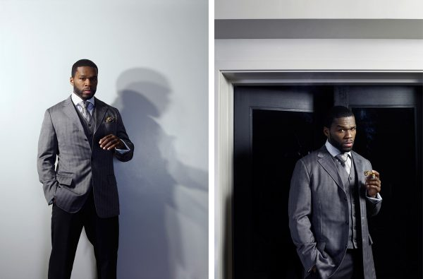 50 Cent for Esquire