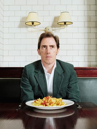 Rob Brydon for Esquire