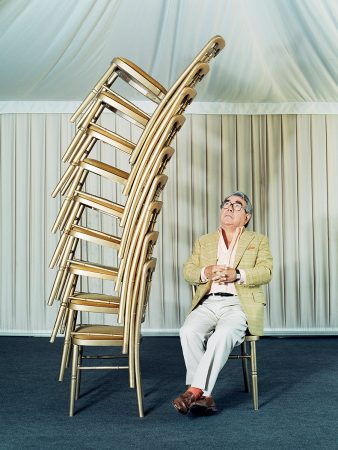 Ronnie Corbett for Esquire
