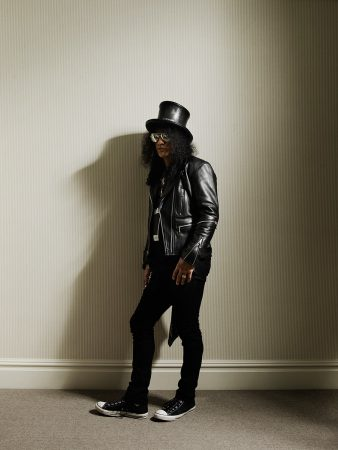 Slash for Seven Magazine