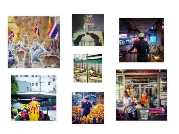 Bangkok, August 2016