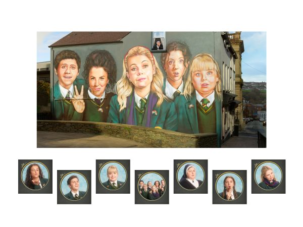 Derry Girls for Channel 4, January 2019.