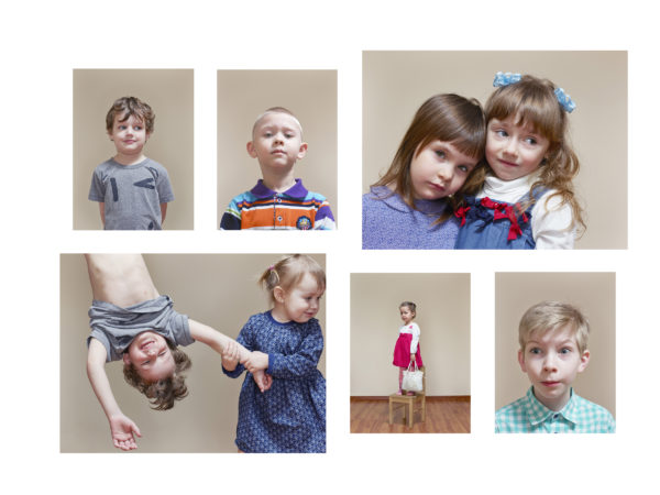 The Little We Kindergarten in Moscow, March 2017.