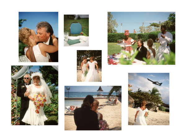 From the archive:  Wedding conveyor belt at Sandals Resort in Jamaica.