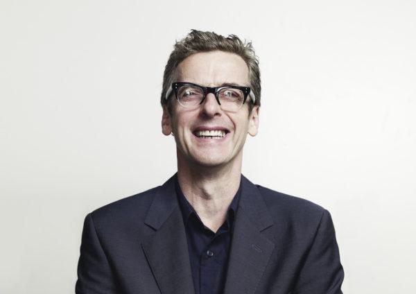 Peter Capaldi for Esquire