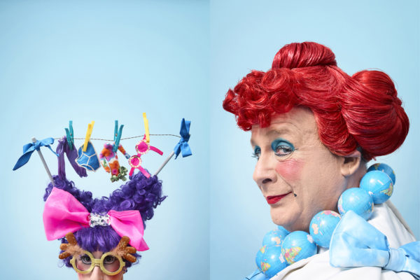 Pantomime Dames for The Independent on Sunday New Review