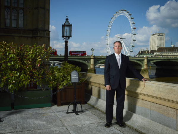 Liam Fox for The Telegraph